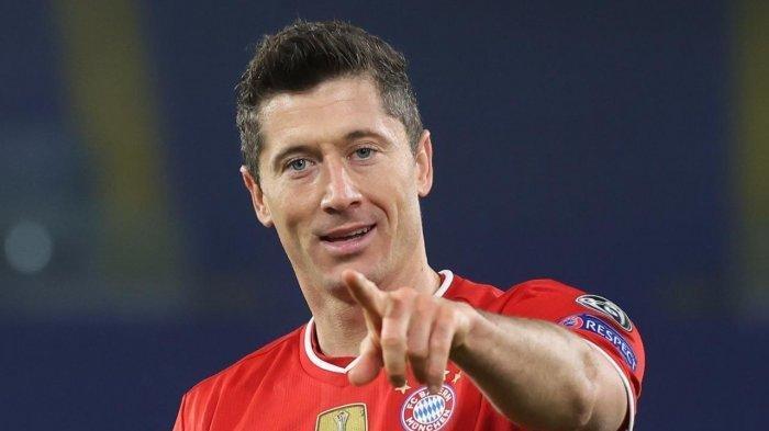 Lewandowski Jadi Incaran Di Bursa Transfer Musim Panas