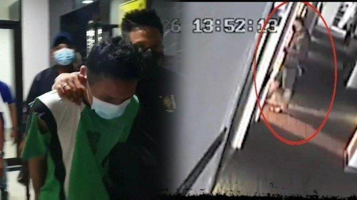 Pria Pembunuh Wanita Di Hotel Ditangkap, Pelaku Gasak Uang Korban Untuk Bayar Hutang