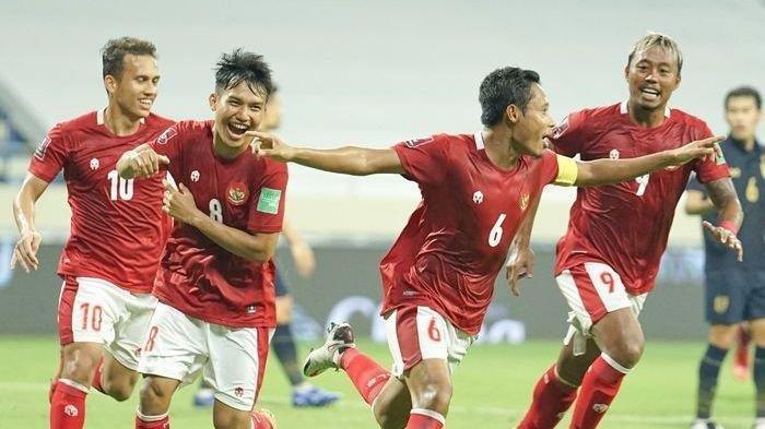 Hasil Timnas Indonesia VS Thailand Berakhir Imbang, Berhasil Meraih Poin Pertama