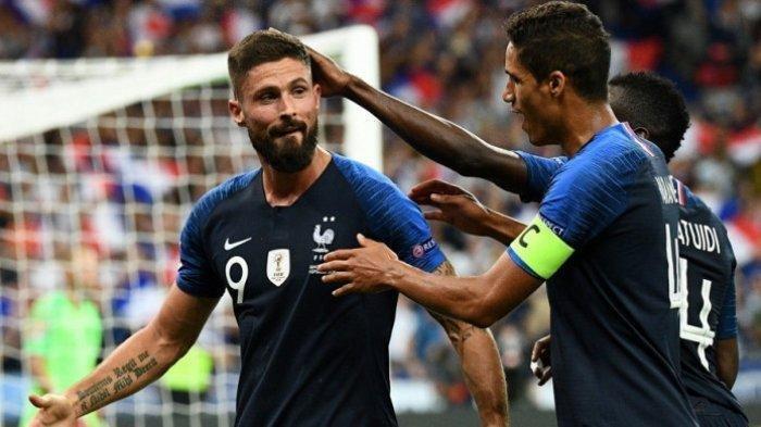 Timnas Perancis Lawan Jerman Pembuka Grup F, Laga Sengit Dua Tim, Berambisi Untuk Meraih Kemenangan