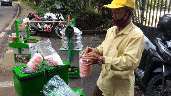 Pelaku Todong Penjual Harum Manis Keliling, Uang dan HP Mang Pen Dirampas
