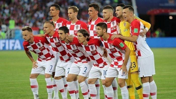 Laga Panas Kroasia vs Republik Ceko, Berjuang Lolos Fase 16 Besar