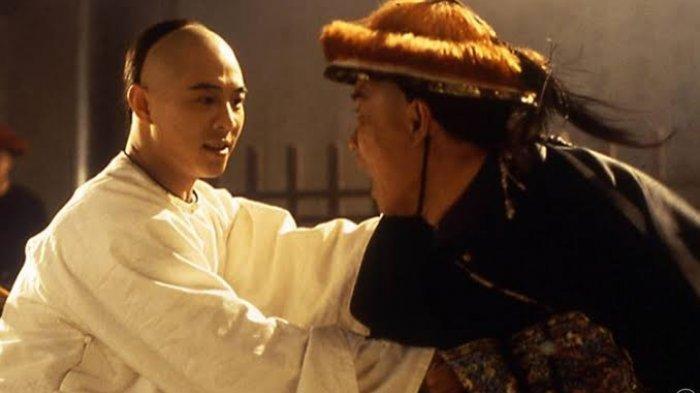 SinopsisLastHeroinChina, Wong Fei-Hung Pemilik Sekolah Kung Fu