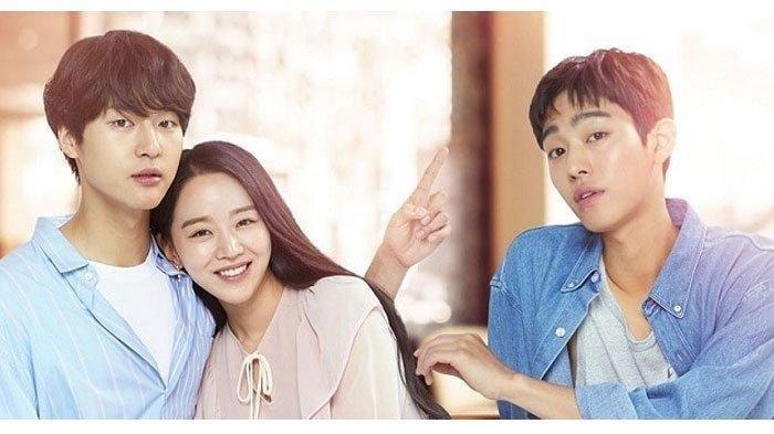 Woo Jin Memeiliki Pribadi Yang Cuek Dalam Drakor Still 17  Episode 6