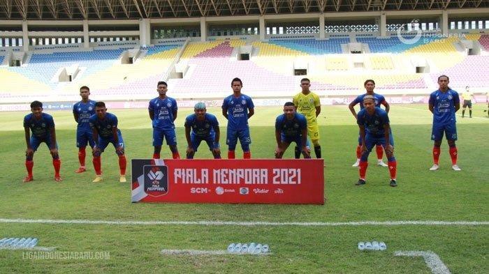 Arema FC Evaluasi Hasil Permainan 2 Pemain Asing