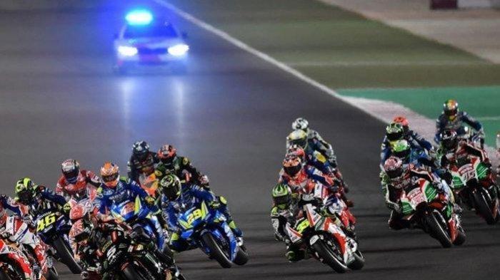 Seluruh Rider Ikuti Test Pramusim Di Hari Ke 4, Jelang MotoGP Espargaro Alami Kecelakaan