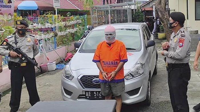 Petani di Madiun Diringkus Polisi, Gadaikan Mobil Rental Untuk Modal Usaha Batubara