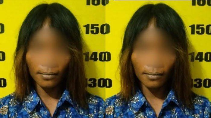 Pemuda Ini Edarkan Pil Dobel L, Ditangkap Dijalan Saat Digeledah Ada 100 Butir
