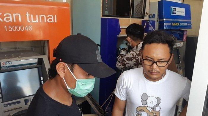Komplotan Maling Bongkar ATM Orang Profesional, Kurang Dari 1 Jam Gondol Uang Hampir Rp 400 Juta