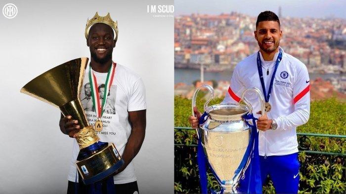 Runmor Akan Kembali Ke Liga Inggris, Romelu Lukaku Setia Mengabdi Di Inter Milan