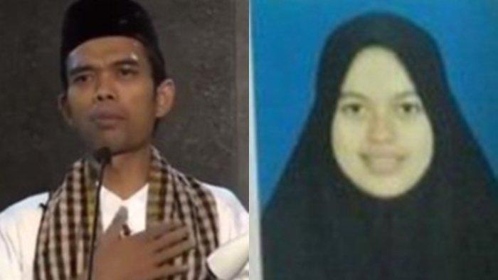 Keromantisan Ustaz Abdul Somad dengan Fatimah Az Zahra Saat Lebaran, Sang Istri Kini Bercadar