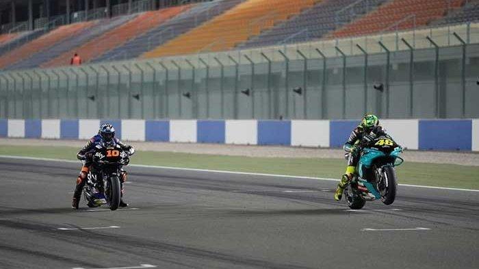 Franco Pebalap Tercepat Sesi FP1 MotoGP, Valentino Rossi Di Posisi 9