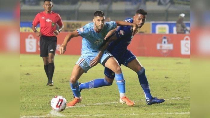 Turnamen Piala Menpora 2021, Persib Bandung Maksimalkan Skuad , Akan Turunkan 3 Pemain Asing
