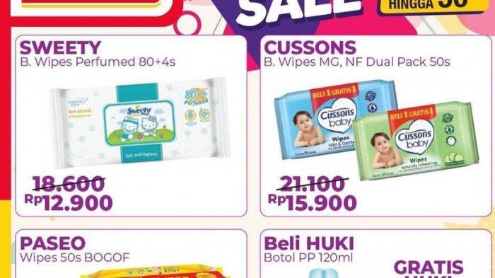 10 Promo Alfamart Hari Ini, Baby Fair hingga Promo Year End Sale, Ada Diskon 50 Persen & Cashback