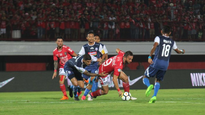 Pemain Asing Tak Mutu, Arema FC Berani Lakukan Langkah Ini