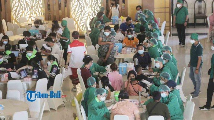 Tinggal 5 Persen Lagi, Denpasar Akan Capai Herd Immunity untuk Vaksinasi Covid-19