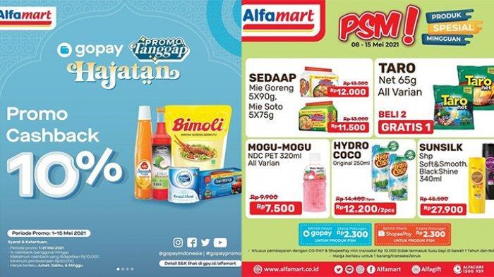 Promo Alfamart 14 Mei 2021, Beras Murah, Mi Instan Rp12.000/5, Minyak Goreng Tropical Rp27.500