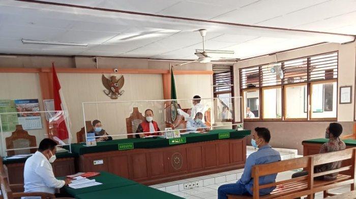 2 Orang Pembuang Limbah Sablon di Denpasar Didenda Masing-masing Rp 750 Ribu