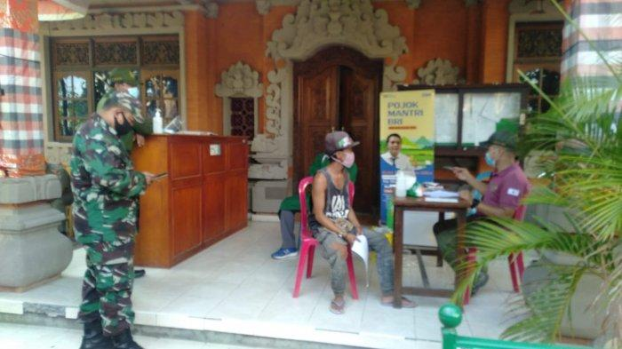 21 Pelanggar Prokes Terjaring di Padangsambian Kaja Denpasar, 7 Dirapid Tes Antigen