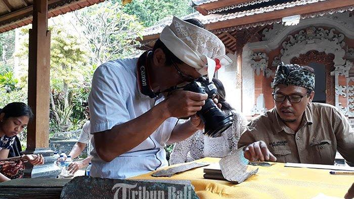 Puri Desa Gobleg Simpan 23 Keping Prasasti Era Kerajaan, Muat Tentang Batas-batas Wilayah Tamblingan
