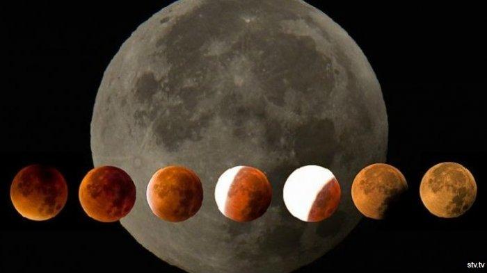Peneliti LAPAN Mencatat Ada Empat Keistimewaan Saat Blood Moon Pada 28 Juli Ini