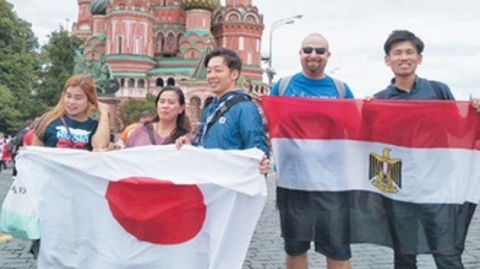 Sepak Bola Jepang Mulai Diperhitungkan Dunia, Masashi Doakan Indonesia Ikut Piala Dunia