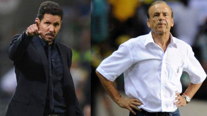 Diego Simeone Sebut 'Dapur' Timnas Argentina Anarki, Pelatih Nigeria: Kami Percaya Diri Tinggi
