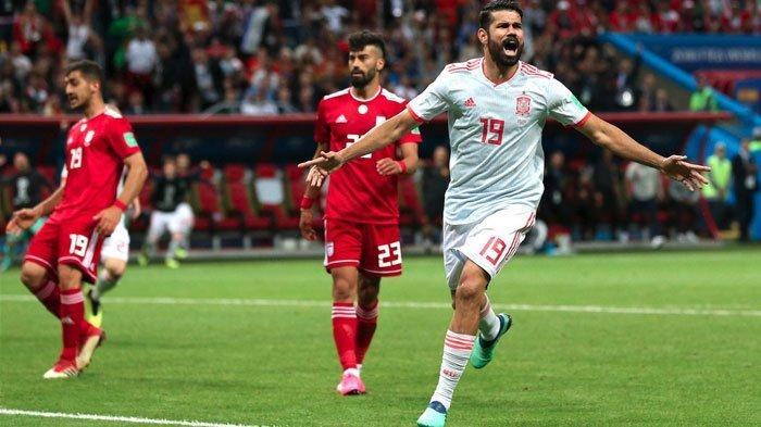 Jelang 16 Besar Piala Dunia 2018 - Menanti Drama Spanyol, Portugal, dan Kejutan dari Iran di Grup B