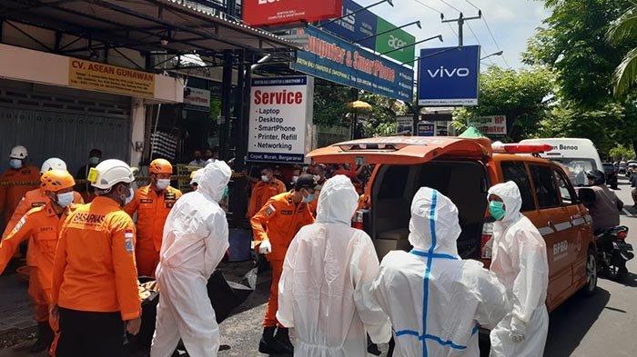BREAKING NEWS: 3 Orang Meninggal Dunia Setelah Keracunan Gasdi Sebuah Ruko di Jimbaran