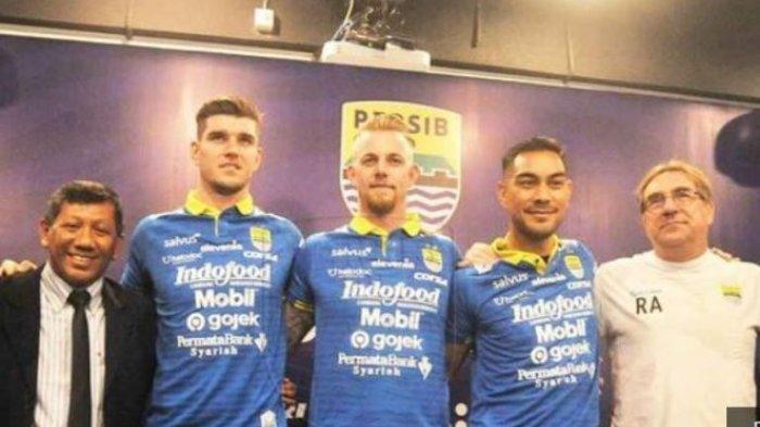 Sadar Persib Bandung Dalam Tekanan, 3 Pemain Impor Baru Harus Jadi 'Superman'