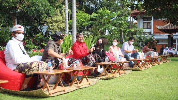 3 Tahun Kepemimpinan Bupati Mahayastra Sukses Bangun Infrastruktur di Gianyar