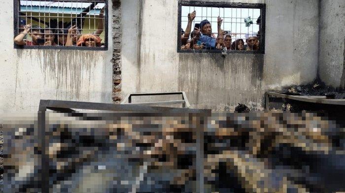 30 Orang Tewas Terbakar di Pabrik Mancis, Ini Alasan Pintu Selalu Dikunci