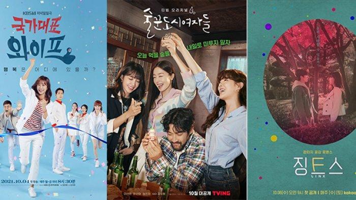 5 Drama Korea Terbaru yang Tayang Oktober 2021, Berbagai Genre, Ada Siwon Super Junior