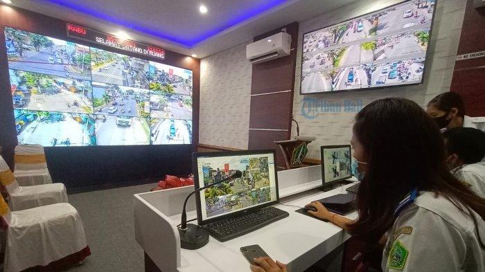 5 Titik CCTV ATCS Dishub Tabanan Intai Pengendara, Tak Gunakan Helm dan Masker Bisa Teciduk