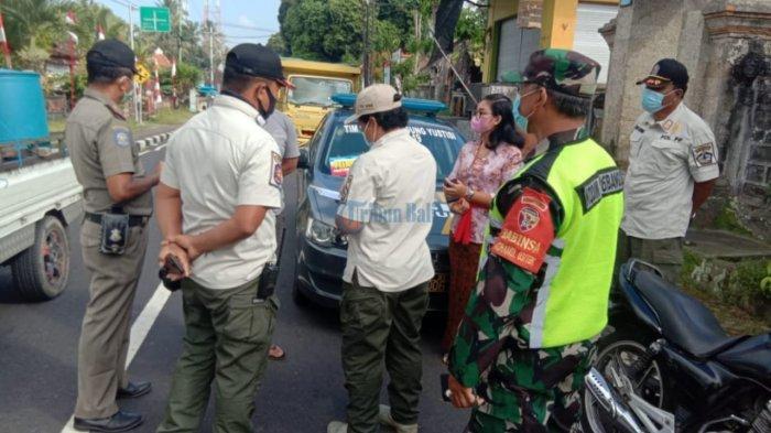 6 Warga Tembuku Bangli Terjaring Operasi Prokes, Dandim 1626/Bangli: Prokes Wajib Dijalankan
