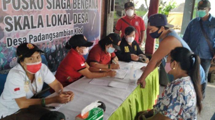 8 Pelanggar Prokes Terjaring Sidak di Padangsambian Kelod Denpasar, 4 Pelanggar Didenda Rp 100 Ribu