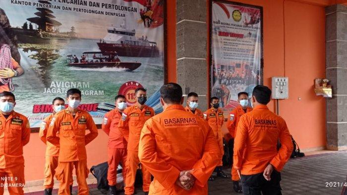 8 Personel Basarnas Bali Diberangkatkan Bantu Operasi SAR Bencana NTT