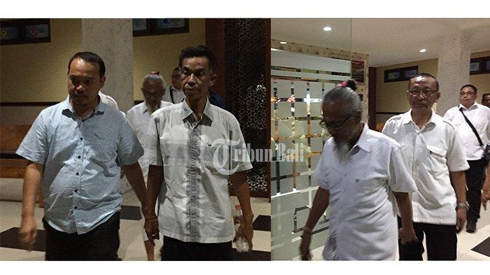 Wayan Wakil dan Ngurah Agung Jalani Pelimpahan Tahap II, Susul Sudikerta di Lapas Kerobokan