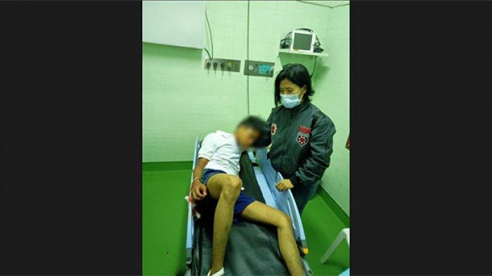 UPDATE Terkait Kasus Pemuda Tabrakkan Diri ke Mobil di Denpasar, Polisi Masih Selidiki Penyebabnya