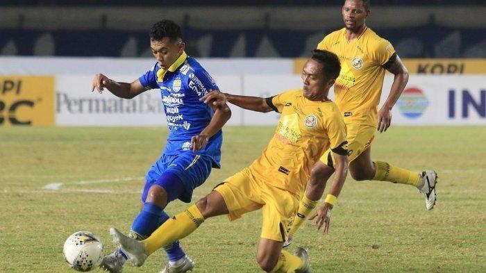 Bhayangkara FC Vs Persib BRI Liga 1 2021: Duel Tim Juara, Maung Bandung Punya Satu Tenaga Baru