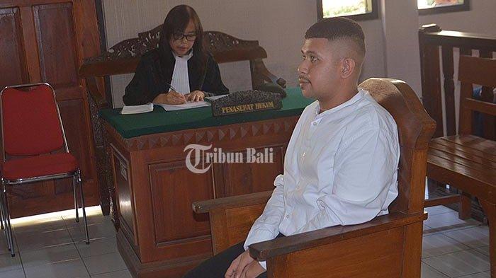 Kurir 50 Butir Ekstasi Divonis 8 Tahun Penjara, Abdul Hafid Langsung Menerima