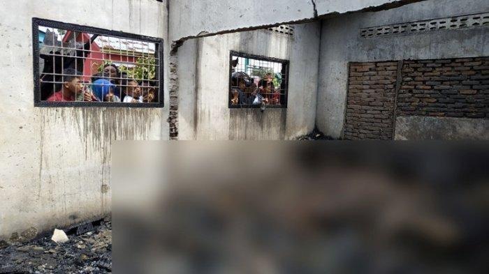 10 Jasad Karyawan yang Terbakar Menumpuk di Satu Ruangan, Sisanya Berserakan di Dapur