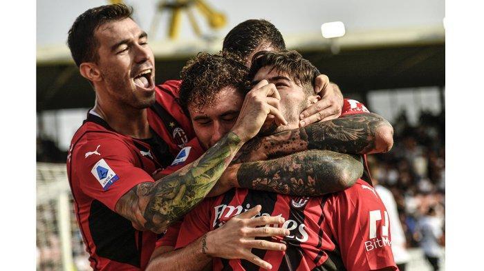 TERBARU, HASIL dan Klasemen Liga Italia, AC Milan Turun Peringkat, AS Roma Apes, Juventus Menang