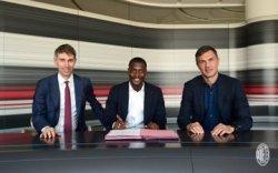 AC Milan resmi mendatangkan bek kiri baru, Fode Ballo-Toure yang ditransfer dari AS Monaco.
