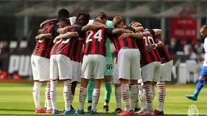 AC Milan Tak Bertaji di Paruh Kedua Liga Italia, Rossoneri Sudah 'Menyerah' Soal Gelar Scudetto?