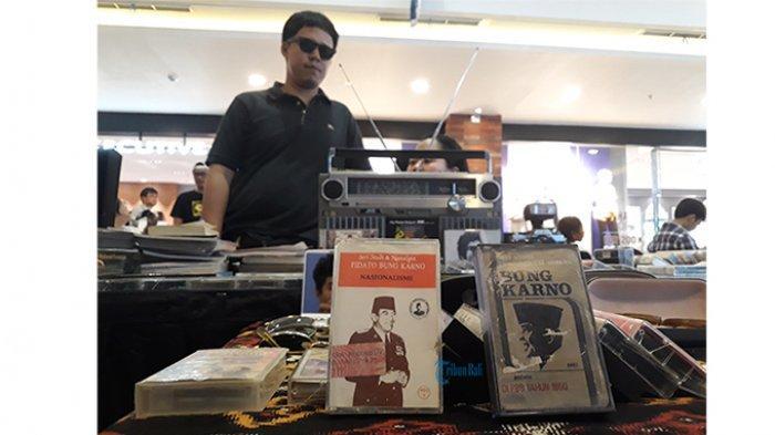 Pidato Bung Karno Jadi yang Tertua, Buat Rilisan Fisik Berdenyut lagi Lewat Cassete Store Day