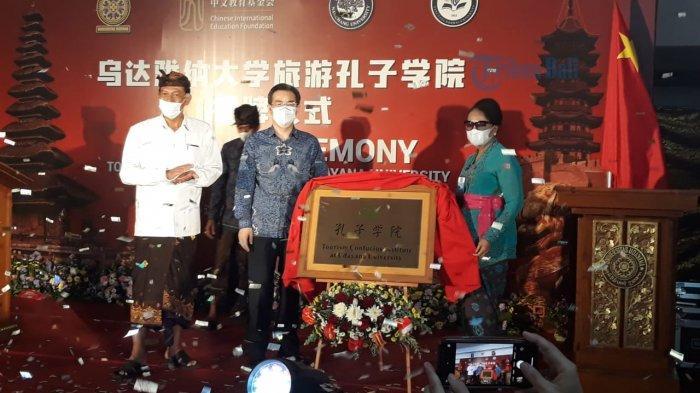 Unud Buka Tourism Confucius Institute, Kerjasama dengan Nanchang dan Nanchang Normal University