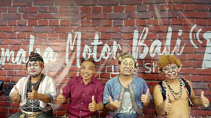Mengenal Sosok Ajik Topok, Seniman Bali yang Mulai Berkarir Sejak Tahun 1982