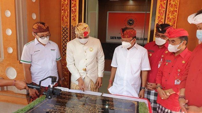 Guna Penguatan Adat dan Budaya Bali, Pertamina Dukung Pembangunan Gedung MDA