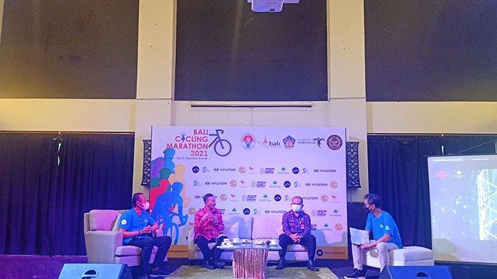 Nusa Penida Terpilih Sebagai Salah Satu Lokasi Perhelatan Bali Cycling Marathon 2021